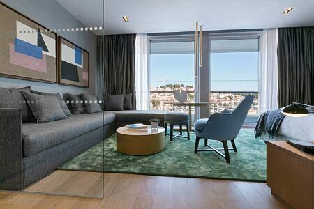 Penthouse at Adriana Hvar Spa Hotel Croatia