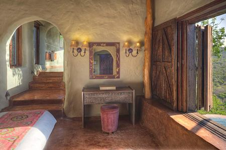 Phinda Rock bedroom at Phinda South Africa