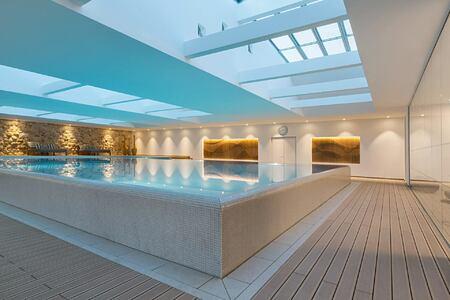 Pool at Adriana Hvar Spa Hotel Croatia