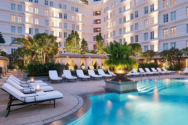 Pool at Park Hyatt Vietnam