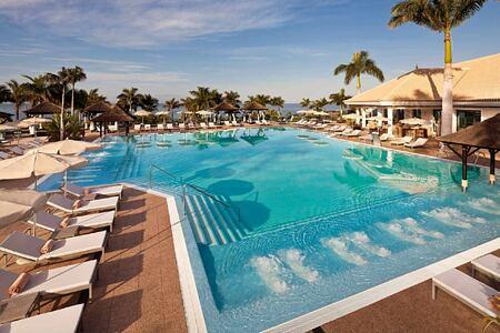 Pool at Redlevel at Gran Melia Tenerife