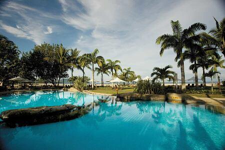 Pools at Shangri la Rasa Ria Borneo Malaysia