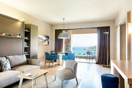 Premium Suite at Daios Cove Crete Greece