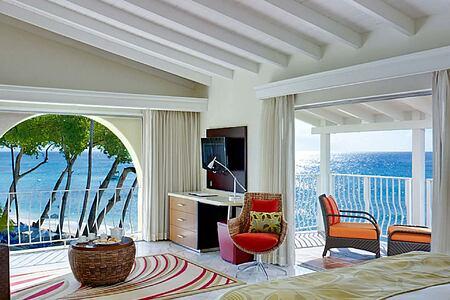 Room at Tamarind Barbados