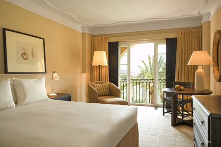 Royal Club room at la Manga Club Spain