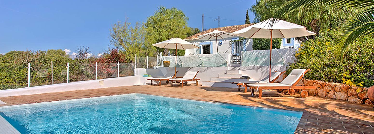 Sandy Bay Cottage Algarve Portugal