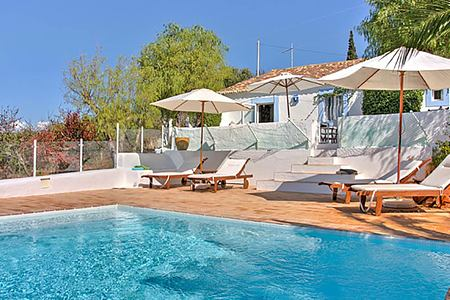 Sandy Bay Cottage Algarve Portugal