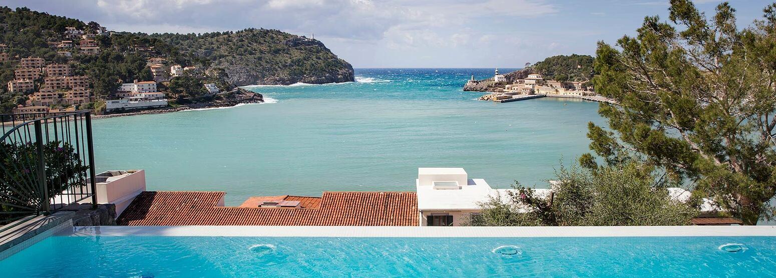 Seaview at Esplendido Hotel Majorca