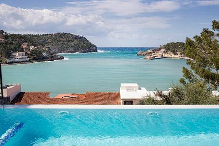 Seaview at Esplendido Hotel Majorca