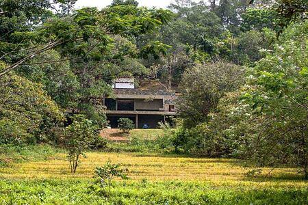 Spa Exterior at Santani Sri Lanka