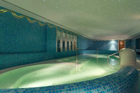 Spa Hydropool at Hotel de Russie Italy