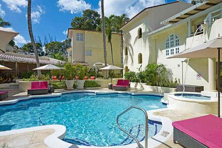 Spa Pool at Tamarind Barbados