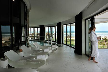 Spa Salle de repos at Sofitel Thalassa Agadir Morocco