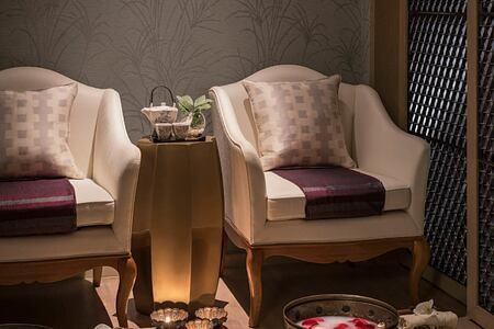 Spa Treatment Room at Shangri la Bosphorus Turkey