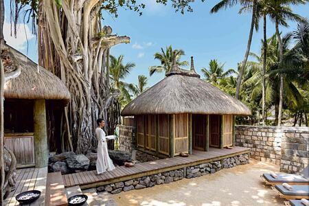 Spa at Le Canonnier Mauritius