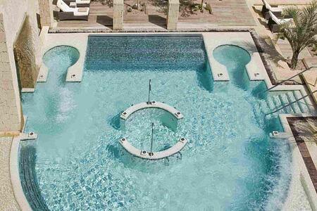 Spa pool at Gran Hotel Bahia del Duque Tenerife Spain