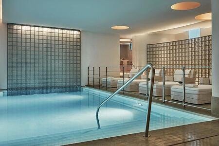 Spa pool at Grand Hotel du Cap Ferrat France