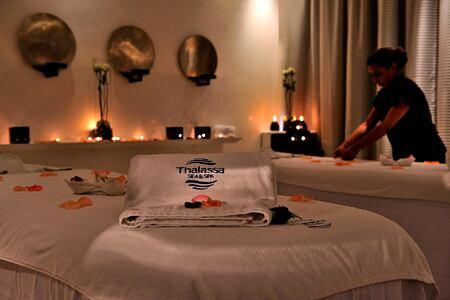 Spa room at Sofitel Thalassa Agadir Morocco