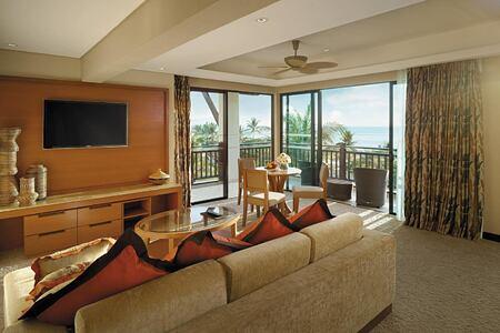 Suite 2 at Shangri la Rasa Ria Borneo Malaysia