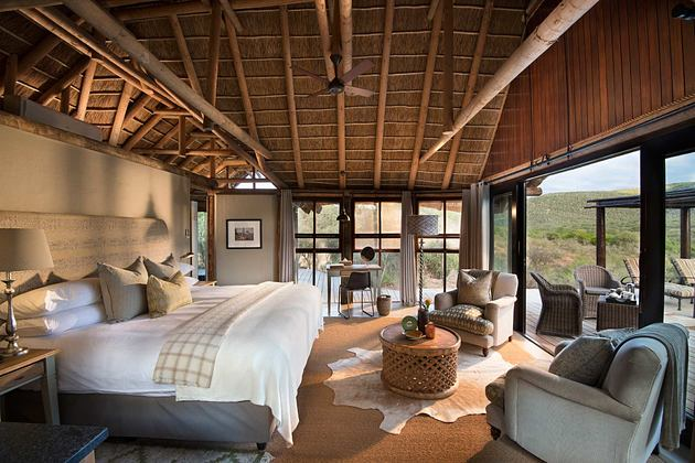 Suite at Great Fish River Lodge South Africa