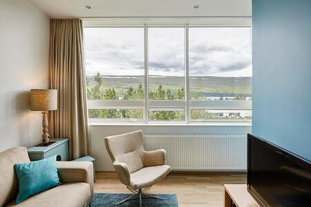 Suite at Icelandair Hotel Iceland