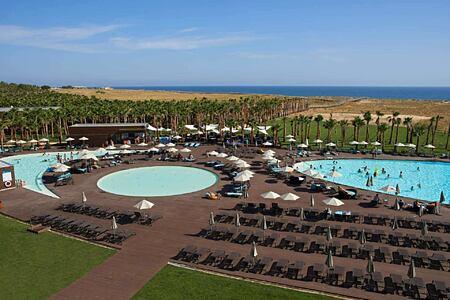 Swimming pools at Vidamar Algarve Portugal
