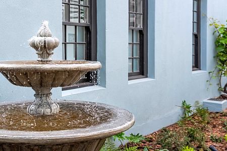The Fountain at La Fontaine Franschhoek South Africa