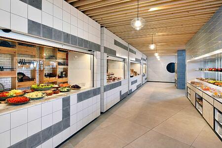 The Kitchen Restaurant at Sol Beach House Fuerteventura