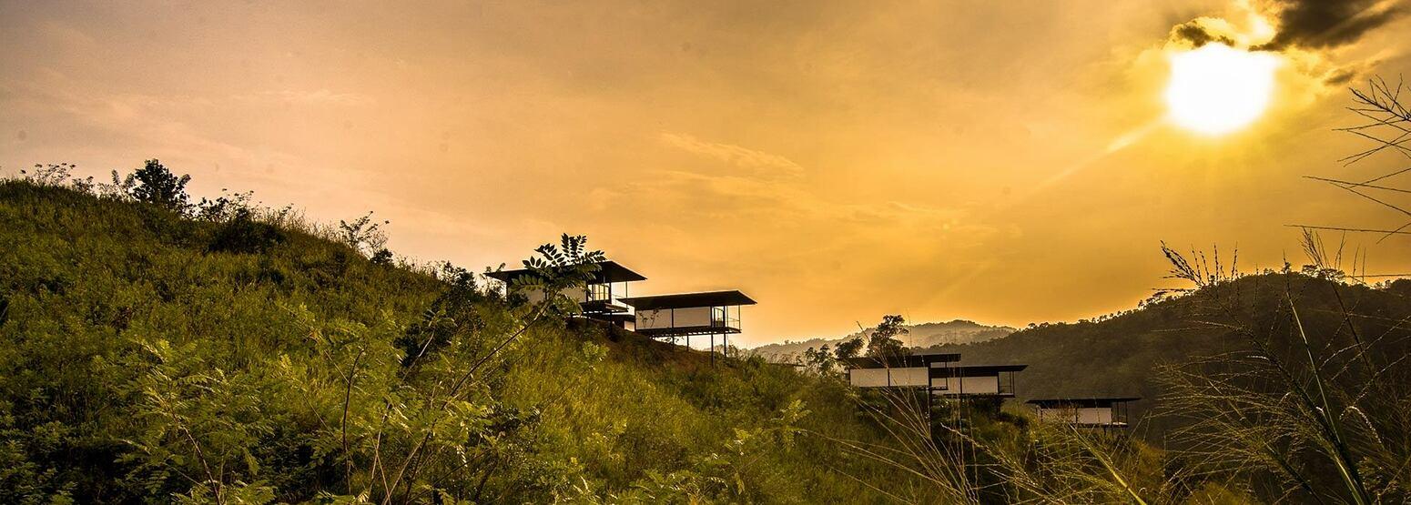 The property at Santani Sri Lanka
