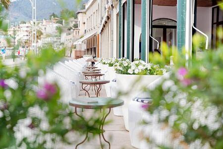 Town near Esplendido Hotel Majorca