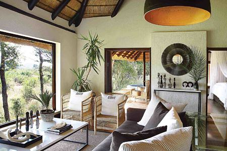 Treecamp suite at Londolozi South Africa