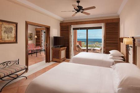 Twin Executive Suite at Sheraton Fuerteventura Spain
