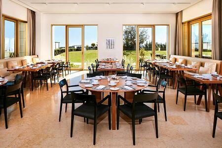 Victoria Restaurant at Anantara Vilamoura Algarve Portugal