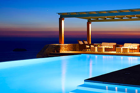 Villa Amethyst Greece