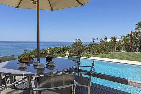 Villa Balbina Algarve Portugal