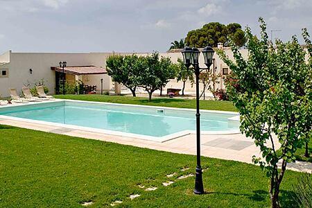 Villa Cozzo Italy