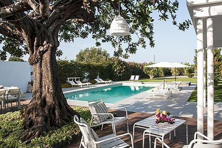 Villa Egnazia Italy