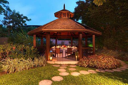 Villa Gazebo at Sandy Lane Barbados