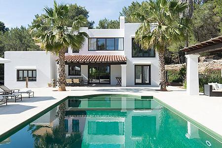 Villa Gertrudis Ibiza Spain