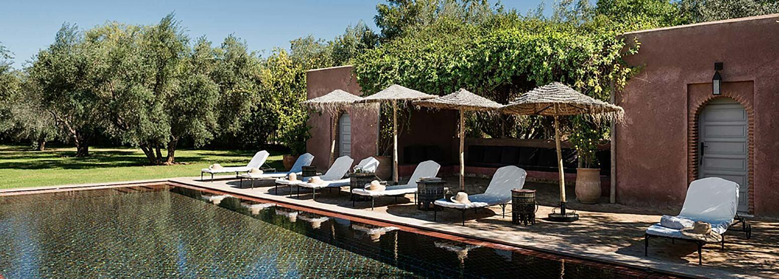 Villa Mauresque Morocco