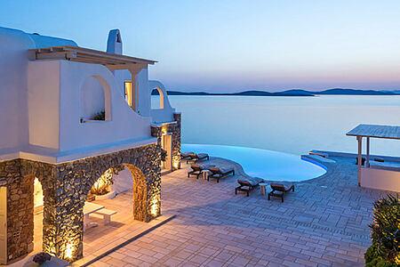 Villa Reale Mykonos Greece