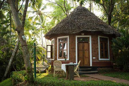 Villa at Somatheeram Kerala India