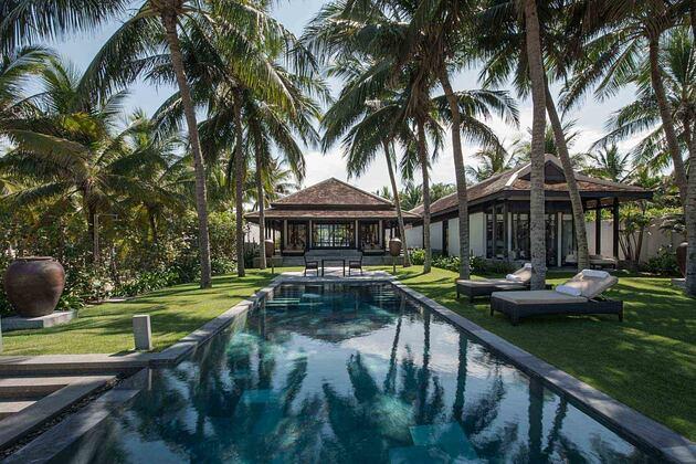 Villa at The Nam Hai Vietnam