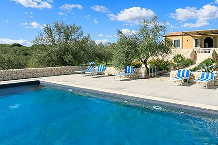 Villa del Barocco Sicily Italy