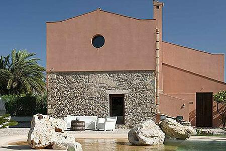 Villa la Costa Sicily Italy