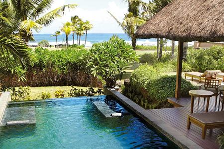 Villa with Pool at Shanti Maurice Mauritius