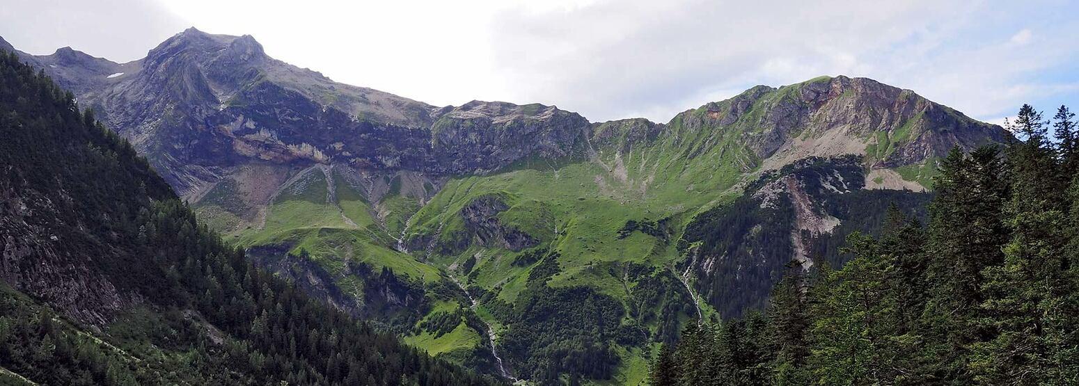 Vorarlberg Alps Austria
