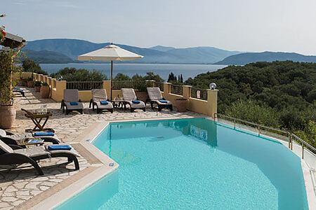 Yialiskari Bay House Corfu Greece