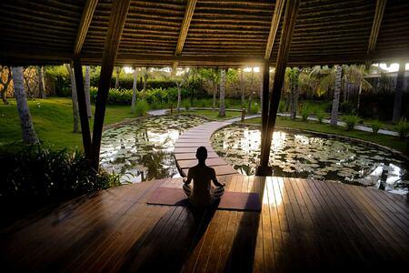 Yoga Pavillion at Fusion Resort Cam Ranh Vietnam