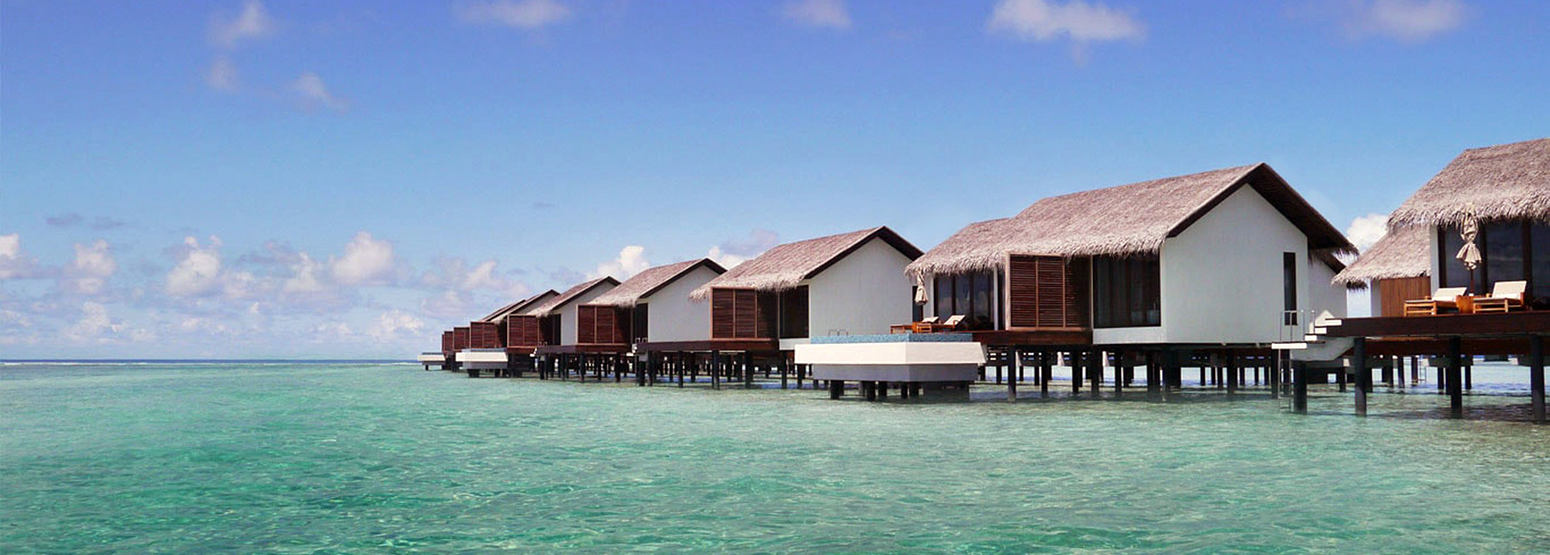 Accommodation at The Residence Maldives